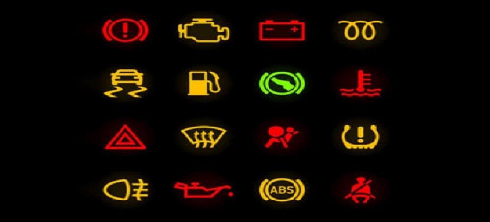 Vehicle Warning and Indicator Lights